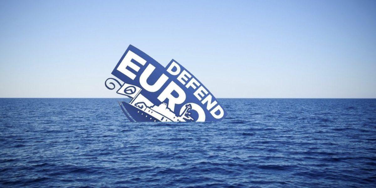 """Συνεχόμενα """"χαστούκια"""" για τους ρατσιστές του Defend Europe"""