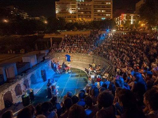 Το 3ο Φεστιβάλ Όπερας στο Ωδείο της Αρχαίας Ρωμαϊκής Αγοράς με ελεύθερη είσοδο