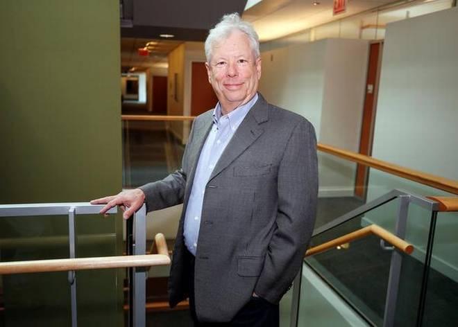 Νόμπελ Οικονομίας στον Αμερικανό οικονομολόγο Richard Thaler