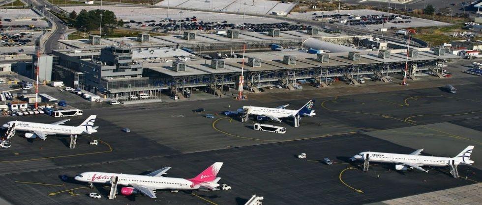 Άκρως προβληματική η σύνδεση internet στο αεροδρόμιο Μακεδονία