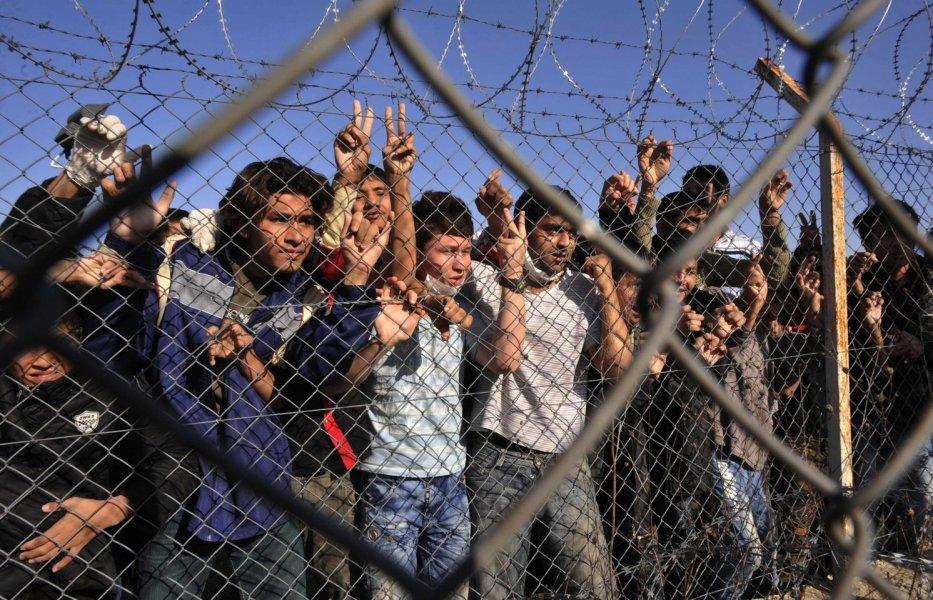 Συνθήκες Εξπρές του Μεσονυκτίου για μετανάστες και πρόσφυγες στην Ελλάδα περιγράφει το Συμβούλιο της Ευρώπης