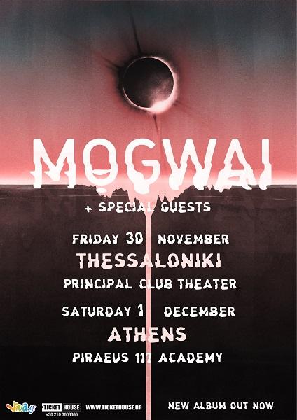 Οι Mogwai σε Θεσσαλονίκη και Αθήνα