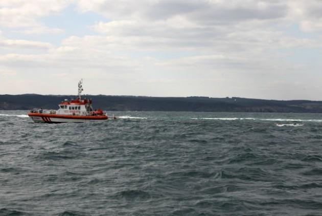 Τέσσερις νεκροί σε ναυάγιο κοντά στη Σμύρνη