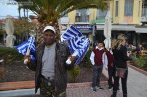 Νέο περιστατικό ρατσιστικής βίας στη Μυτιλήνη