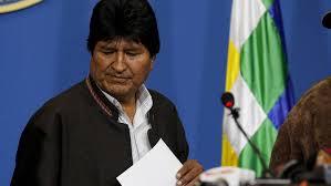 Στα πρόθυρα εμφυλίου η Βολιβία-Κατέφυγε στο Μεξικό ο Έβο Μοράλες
