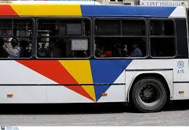 Ελεγκτής του ΟΑΣΘ απειλεί αλλοδαπό επιβάτη