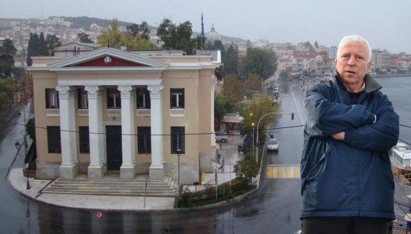 Μήνυση  από το Παρατηρητήριο Ρατσιστικών Εγκλημάτων κατά του Περιφερειάρχη Βορείου Αιγαίου