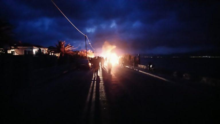 Ελέγχους στους δρόμους της Λέσβου από ένοπλους Έλληνες καταγγέλλει μέλος των Γιατρών του Κόσμου