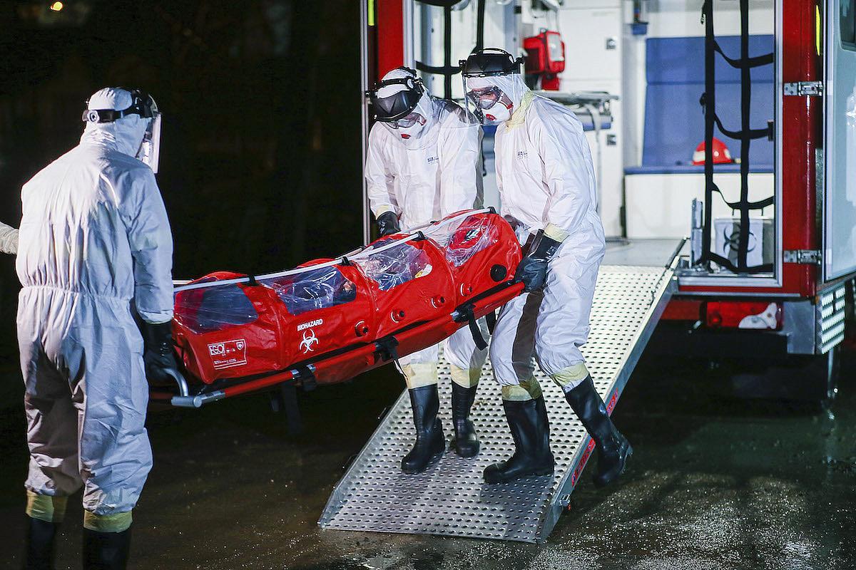 Financial Times: Τα πραγματικά θύματα του κορωνοϊού μπορεί να είναι 60% περισσότερα